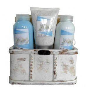 ΣΕΤ ΠΕΡΙΠΟΙΗΣΗΣ ΣΩΜΑΤΟΣ NATURAL CARE BATH SETS WHITE MUSK 5TMX καλλυντικά  amp  αρώματα δωρα σετ για τη γυναικα