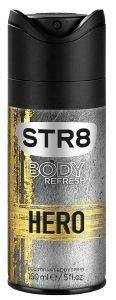 STR8 DEODORANT BODY SPRAY HERO 150ML R17