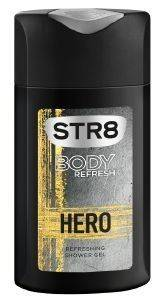 STR8 SHOWER GEL HERO 400ML R17