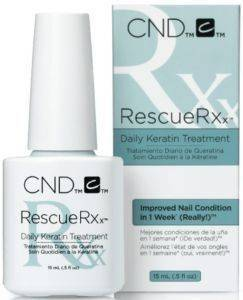 ΘΕΡΑΠΕΙΑ CND RESCUE RXX NAIL TREATMENT 15ML