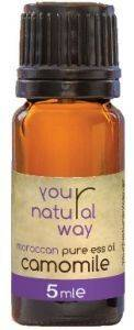 ΑΙΘΕΡΙΟ ΕΛΑΙΟ YOUR NATURAL WAY ROMAN CHAMOMILE 5ML