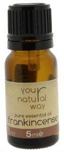 ΑΙΘΕΡΙΟ ΕΛΑΙΟ YOUR NATURAL WAY FRANKINCENSE 5ML
