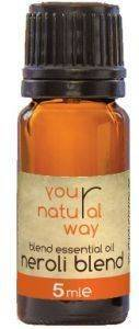 ΑΙΘΕΡΙΟ ΕΛΑΙΟ YOUR NATURAL WAY BLEND NEROLI 5ML