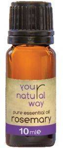 ΑΙΘΕΡΙΟ ΕΛΑΙΟ YOUR NATURAL WAY ROSEMARY 10ML