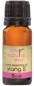 ΑΙΘΕΡΙΟ ΕΛΑΙΟ YOUR NATURAL WAY YLANG YLANG 5ML