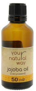JOJOBA OIL YOUR NATURAL WAY  50ML
