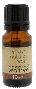ΑΙΘΕΡΙΟ ΕΛΑΙΟ YOUR NATURAL WAY TEA TREE 10ML