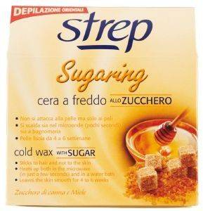 ΚΡΥΟ ΚΕΡΙ STREP SUGARING WAX 250ML