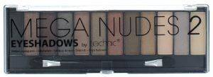 ΠΑΛΕΤΑ ΜΕ ΣΚΙΕΣ TECHNIC MEGA NUDES 2 EYESHADOWS 18GR