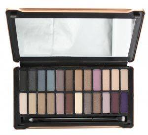 ΠΑΛΕΤΑ TECHNIC EYESHADOW TREASURY 2 24Χ1,5GR