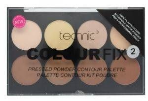 ΠΑΛΕΤΑ CONTOURING TECHNIC COLOUR FIX 2 CONTOUR POWDER