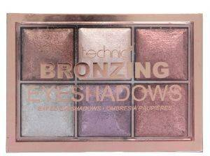 ΠΑΛΕΤΑ ΜΕ ΣΚΙΕΣ TECHNIC BRONZING EYESHADOWS 6X2GR