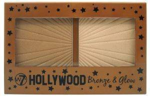 BRONZER  W7 HOLLYWOOD BRONZE & GLOW 13GR