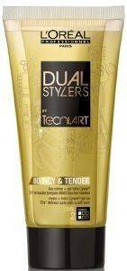 GEL-ΚΡΕΜΑ L'OREAL PROFESSIONNEL TECNI ART DUAL STYLERS BOUNCY & TENDER 150ML