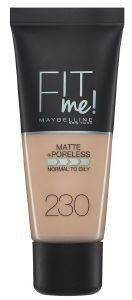 MAKE UP MAYBELLINE FIT ME MATTE PORELESS 230 30ML