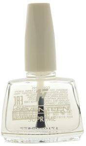 SUPREME SHINE NAIL ENAMEL COLORLESS NO. 00  12ML