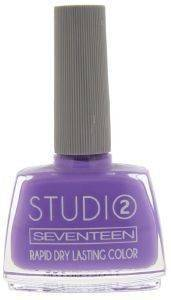 ΜΑΝΟ SEVENTEEN STUDIO RAPID DRY LASTING COLOR NO 82 ΜΩΒ 12ML