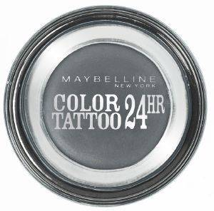 ΚΡΕΜΩΔΗ ΣΚΙΑ MAYBELLINE COLOR TATTOO 55 IMMORTAL CHARCOAL ΓΚΡΙ