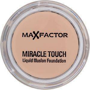 MAKE-UP MAX FACTOR, MIRACLE TOUCH NO 40 CREAMY IVORY