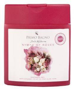 AΦΡΟΛΟΥΤΡΟ PRIMO BAGNO NYMPH OF ROSES 75ML