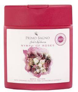 ΛΟΣΙΟΝ ΣΩΜΑΤΟΣ  PRIMO BAGNO NYMPH OF ROSES 75ML