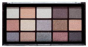 ΠΑΛΕΤΑ ΣΚΙΩΝ MUA PRO EYESHADOW PALETTE - FROSTED GLEAM