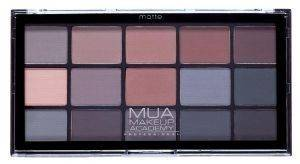 ΠΑΛΕΤΑ ΣΚΙΩΝ MUA PRO EYESHADOW PALETTE - SHADOW MYSTERIES