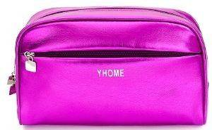 ΝΕΣΕΣΕΡ OEM METALLIC MAKE UP BAG PURPLE ΜΩΒ