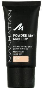MAKE UP MANHATTAN POWDER MAT 80 SAND 30ML