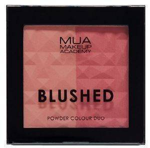 ΡΟΥΖ MUA BLUSHED DUO GINGER ΡΟΖ