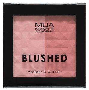 ΡΟΥΖ MUA BLUSHED DUO SPICE ΡΟΖ