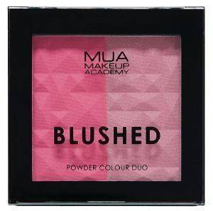 ΡΟΥΖ MUA BLUSHED DUO BLOOM ΡΟΖ