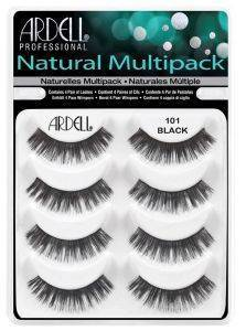 ΒΛΕΦΑΡΙΔΕΣ ARDELL NATURAL 101 BLACK MULTIPACK