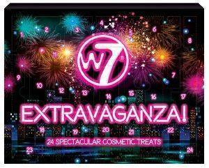 ΣΕΤ ΔΩΡΟΥ W7 EXTRAVAGANZA CALENDAR καλλυντικά  amp  αρώματα δωρα σετ για τη γυναικα