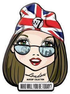 ΣΕΤ ΔΩΡΟΥ W7 LONDON GIRL COLLECTION καλλυντικά  amp  αρώματα δωρα σετ για τη γυναικα