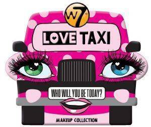 ΣΕΤ ΔΩΡΟΥ W7 LOVE TAXI COLLECTION καλλυντικά  amp  αρώματα δωρα σετ για τη γυναικα