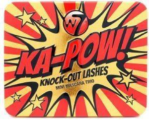 ΣΕΤ ΔΩΡΟΥ W7 KA-POW MINI MASCARA καλλυντικά  amp  αρώματα δωρα σετ για τη γυναικα