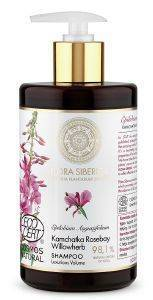 ΣΑΜΠΟΥΑΝ NATURA SIBERICA FLORA SIBERICA ROSEBAY WILLOWHERB 480ML