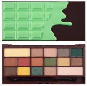 ΠΑΛΕΤΑ ΣΚΙΩΝ MAKEUP REVOLUTION CHOCOLATE MINT 22GR