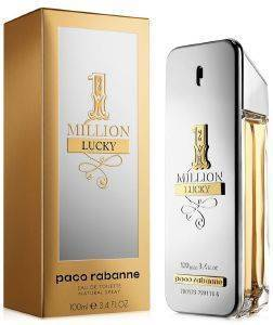 EAU DE TOILETTE PACO RABANNE 1 MILLION LUCKY 100 ML