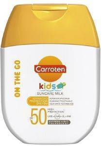ΑΝΤΗΛΙΑΚΟ ΓΑΛΑΚΤΩΜΑ CARROTEN SUNCARE MILK ON THE GO KIDS SPF50 60ML