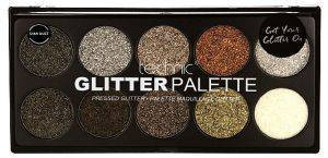 ΠΑΛΕΤΑ ΣΚΙΩΝ TECHNIC PRESSED GLITTER PALETTE  STAR DUST 25GR