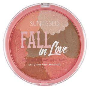 BRONZE AND HIGHLIGHTS MULTI SUNKISSED FALL IN LOVE 28.5GR
