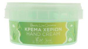 ΚΡΕΜΑ ΧΕΡΙΩΝ BEAUTY LINE ALOE SCENT 50ML