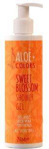 SHOWER GEL ALOE+COLORS SWEET BLOSSOM 250ML