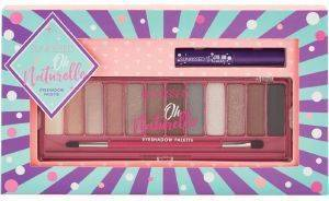 ΠΑΛΕΤΑ ΣΚΙΩΝ SUNKISSED OH NATURELLE SUNKISSED EYESHADOW 24.4GR
