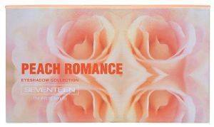 ΠΑΛΕΤΑ ΣΚΙΩΝ SEVENTEEN PEACH ROMANCE EYESHADOW COLLECTION PALETTE 20GR