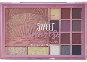 ΠΑΛΕΤΑ ΜΑΚΙΓΙΑΖ SWEET SUNRISE FACE PALETTE SUNKISSED