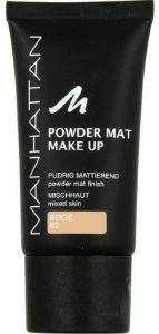 MAKE UP MANHATTAN POWDER MAT 82 BEIGE 30ML