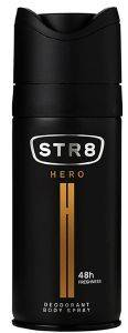 STR8 DEODORANT BODY SPRAY HERO 150ML R19